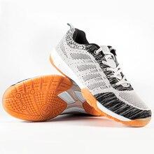 Сетчатая дышащая обувь унисекс для настольного тенниса; женские кроссовки для профессиональной подготовки и тенниса; нескользящая обувь; Zapatillas Deportivas