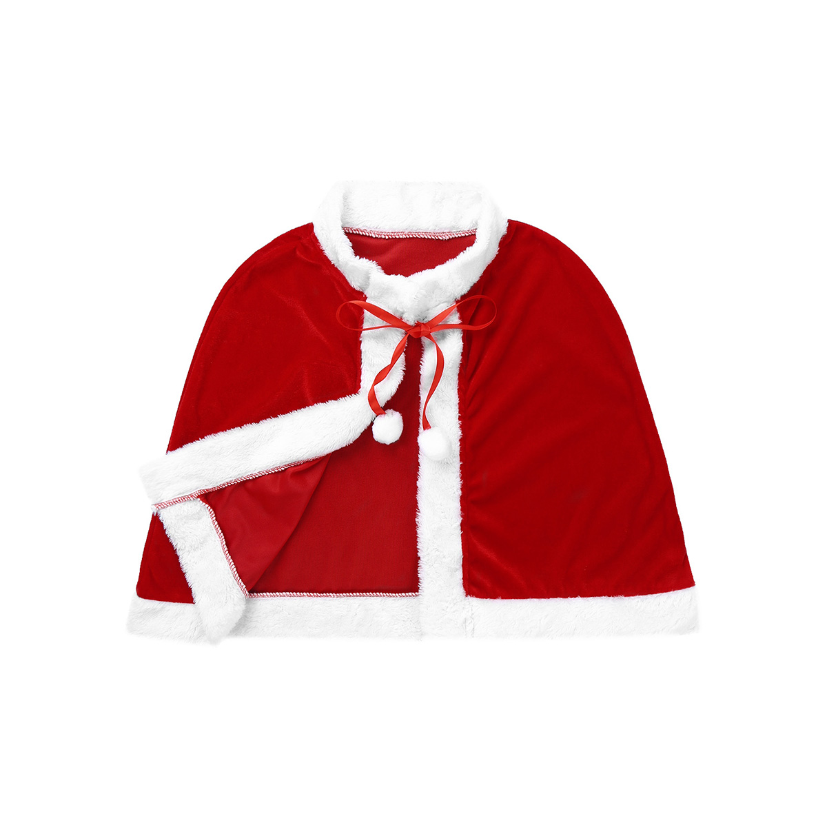 Kids Childrens/' Christmas Costume Cosplay Cape Cloak for Baby Boys Girls Clothes