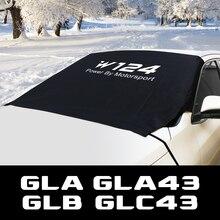 รถกระจกหิมะ Sun Shade สำหรับ Mercedes G63 G350d G500 GLA GLA43 GLB GLC GLC43 GLE GLK GLS GLS63 ML อุปกรณ์เสริม