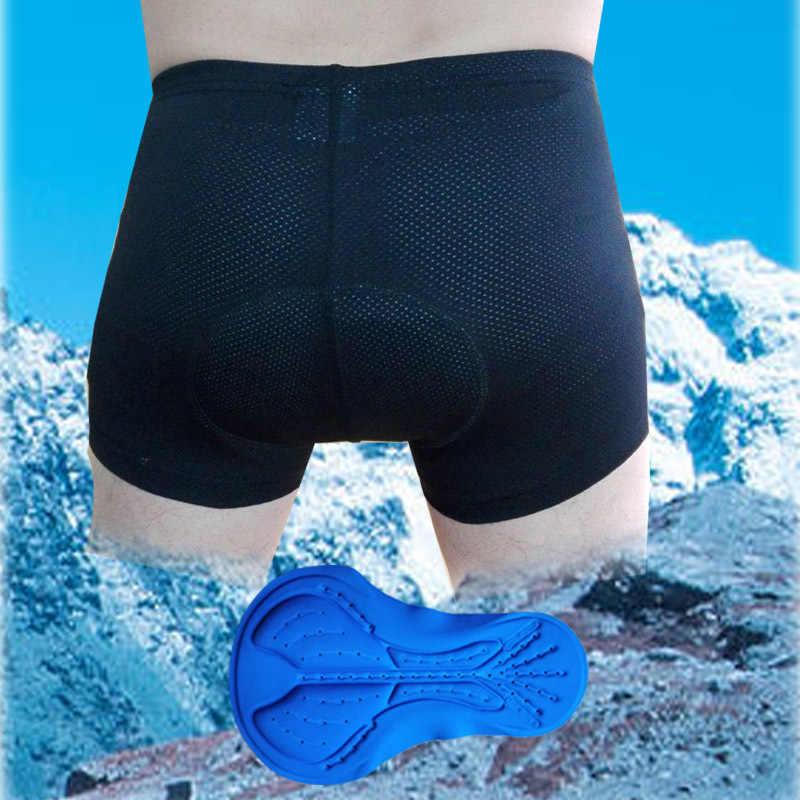ขี่ใหม่สำหรับบุรุษและสตรีซิลิโคนขี่กางเกงขาสั้น