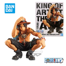 Figure Collectible Bandai One-Piece ABS Model Assembly Action-Toy Birthday-Gift Special-Ver