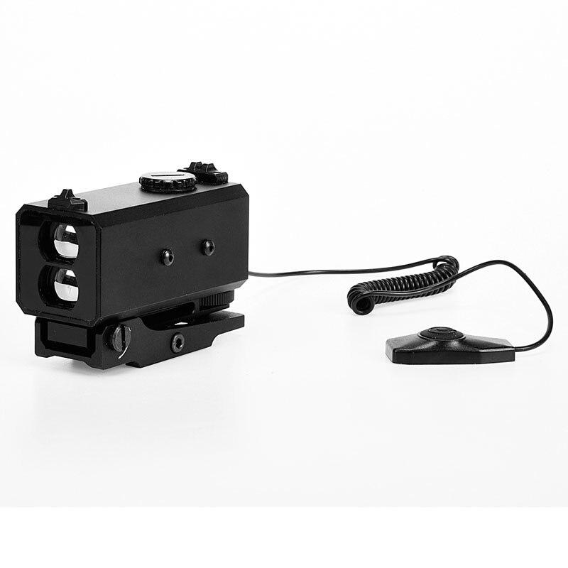 longo alcance noite caca mini laser rangefinder 01