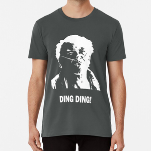 DING DING! t shirt tuco uncle tio hector salamanca wheelchair bell gustavo fring(China)