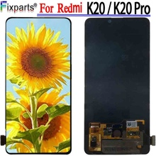 Original 6.39 For Xiaomi Redmi K20 LCD Display Touch Screen Digitizer Assembly Mi 9T lcd pro display