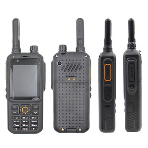 Image 4 - 3G רשת רדיו T298S אנדרואיד 4.4.2 WCDMA GSM ציבורית רדיו מגע מסך UHF400 470MHz או VHF136 174MHz ווקי טוקי