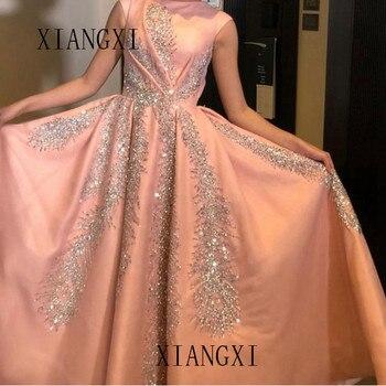 платье женское вечернее вечернее платье 2020 caftan dubaï robe de soirée fête robe de soirée vestido de festa longo вечернее платье brand new 2015 vermelha elegante vestido 330184
