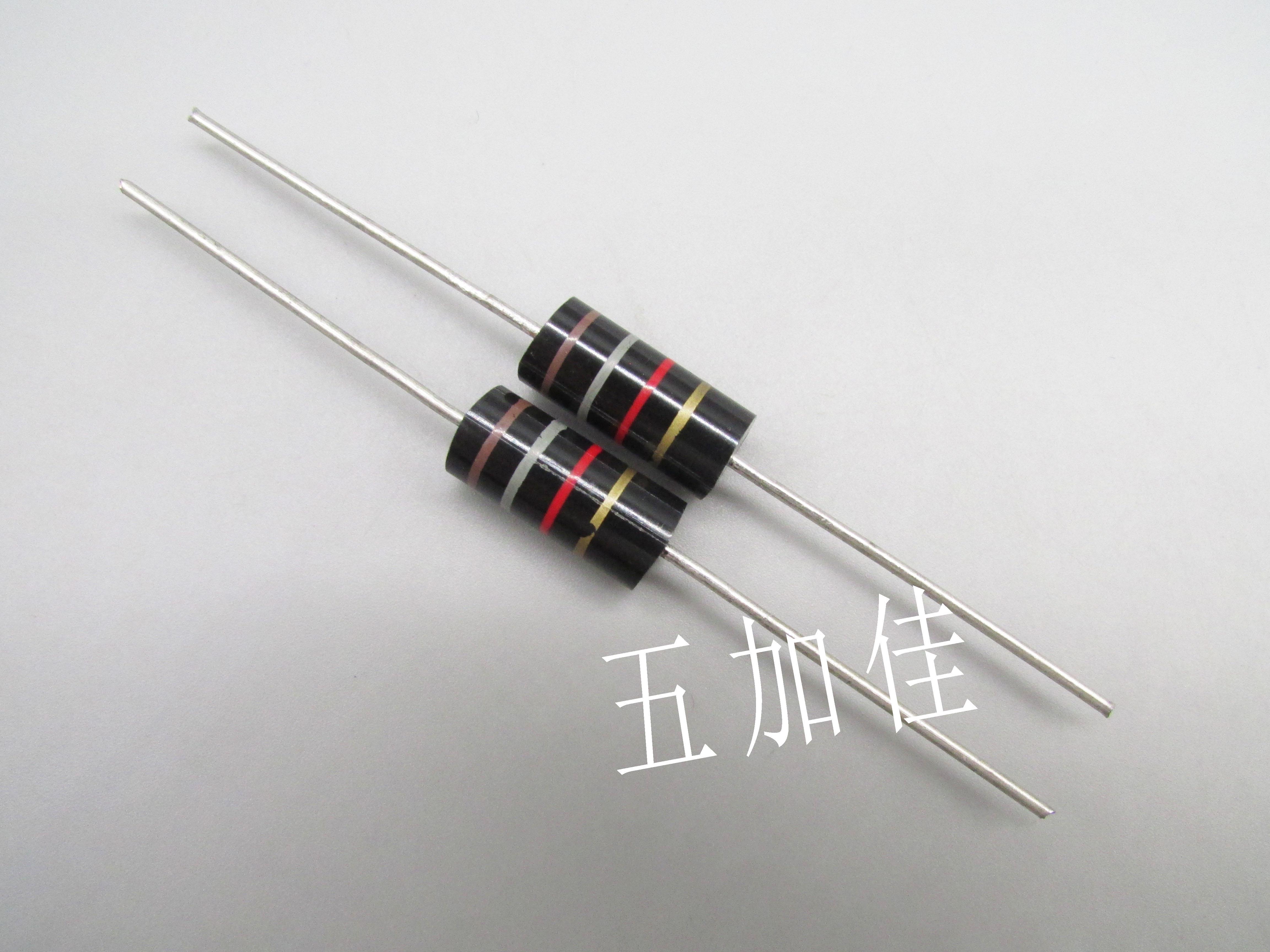 750 Ohm 0.25 W Resistor de película de metal 1/% 1//4w Reino Unido Vendedor