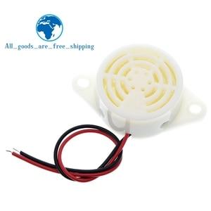 95DB Alarm High-decibel 3-24V 12V Electronic Buzzer Beep Alarm Intermittent Continuous Beep for Arduino SFM-27(China)