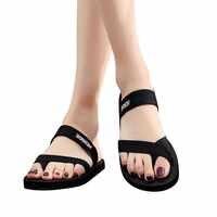 Sleeper #P501 2019 NEW FASHION Summer Women Sandals Non-Slip Flip Flops Sandals Flat Beach Slippers Shoes Free Shipping