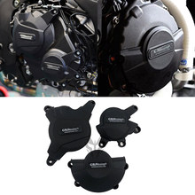 Capa de proteção para motor de motocicleta, proteção para motocicletas de corrida para honda cbr600rr cbr 600 rr 2010-2019 protetores