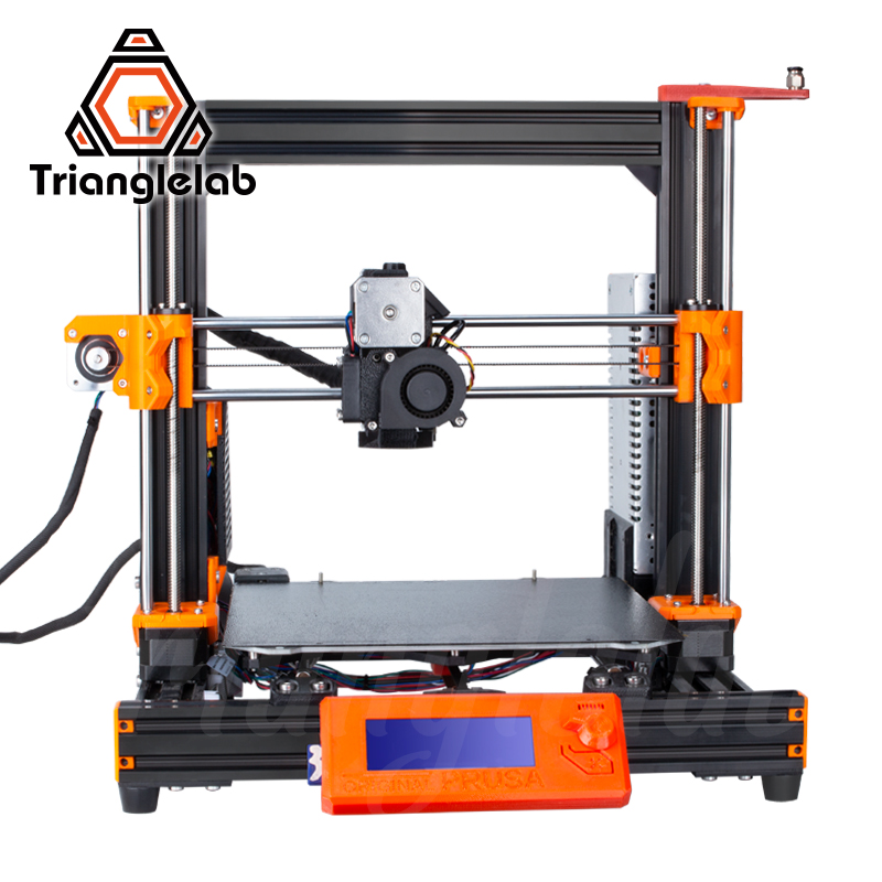 Trianglelab cloné Prusa I3 MK3S ours complet kit (exclure einsy-rambo board) imprimante 3D bricolage ours MK3S (matériau PETG)