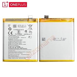 Image 2 - ONEPLUS מקורי טלפון סוללה עבור OnePlus 6T A6010 BLP685 3610/3700mAh סוללות ליטיום החלפת באיכות גבוהה משלוח כלים