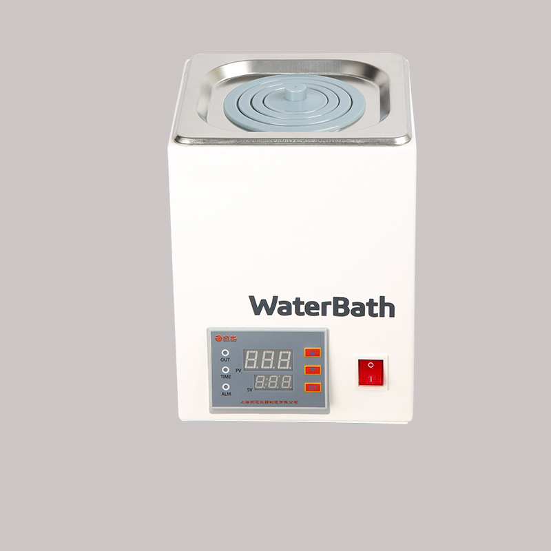 DXY Digital Thermostat Water Bath Hot Bath Pot Digital Constant Temperature Water Bath  Labs Experiments 1/2/4/6 Holes