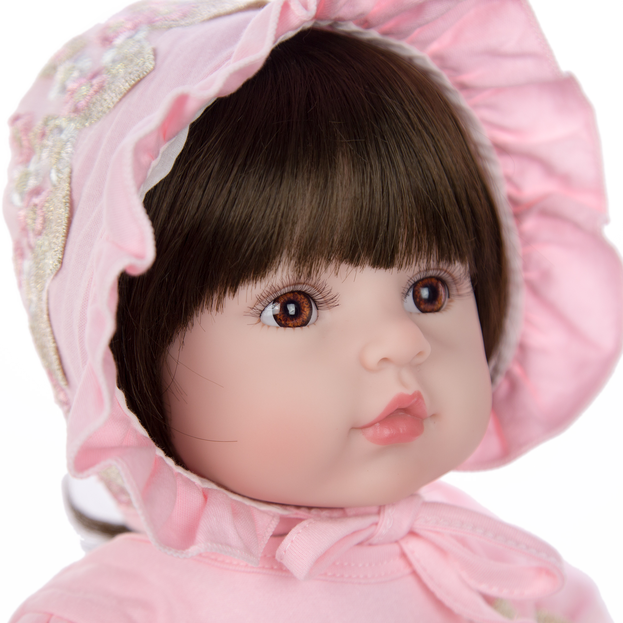 Keiumi Cute Reborn Baby Dolls 60 Cm Silicone Vinyl Stuffed Doll Cosaply Princess Baby Reborn Lifelike Educational Birthday Gifts Aliexpress Com Imall Com