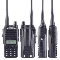 """מכשיר הקשר Baofeng Ture 8W UV-82 פלוס 10 ק""""מ ארוך טווח עוצמה מכשיר הקשר Portable CB VHF / UHF שני הדרך רדיו אמאדור 8 וואט מקמ""""ש (3)"""