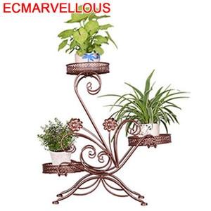 Image 1 - Декоративная наружная подставка для выравнивания растений, украшение для балкона, балкона, цветов, балкона