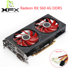 Graphics-Cards Computer-Gamer Desktop DDR5 Gaming XFX Radeon Rx Rx 560d PC Video-Cards-Gpu