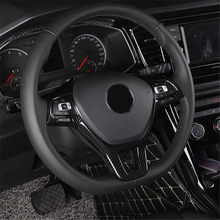 Auto Accessoires Stuurwiel Trim Voor Volkswagen Jetta Golf Sportsvan Golf 7 Polo Caddy Amarok Lavida Passat Tiguan Touran Up!