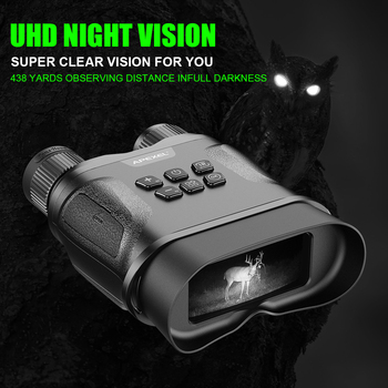 APEXEL HD Digital Night Vision Binoculars with LCD Screen Infrared (IR) camera  waterproof zoom Device For Hunting Video record 1