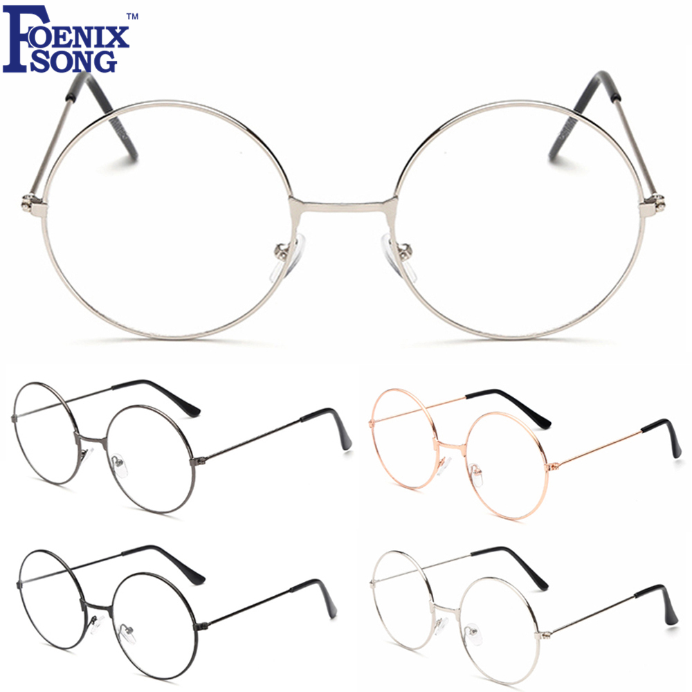 2018 Retro Eyewear Feminino Oculos Gafas De Lectura New Men Women Reading Glasses Vintage Gold Frame Round
