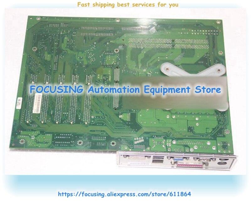Carte embarquée AGP WN EP4-M VGA/DVI 5 emplacements PCI intégrés