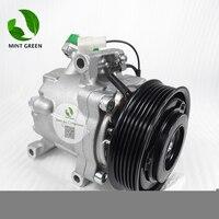 SV07C Compressor Auto AC Para Toyota Do Rush Daihatsu Terios 447190-6121 447160-2270 447260-5820 447260-0667 4471906121 4471602270