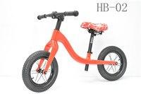 Crianças completas bicicleta de scooter de carbono para crianças de 3-6 anos de idade