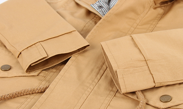 Benemaker Children Winter Outdoor Fleece Jackets For Boys Clothing Hooded Warm Outerwear Windbreaker Baby Kids Thin Coats YJ023 34