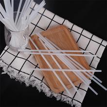 500pcs Wholesale Disposable Biodegradable Compostable Eco-friendly Natural Corn Starch PLA Drinking Straw