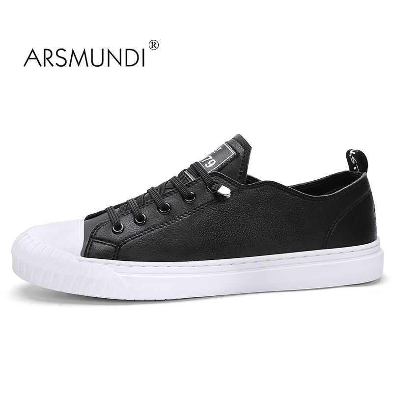 ARSMUNDI Skateboarden Schoenen Voor Mannen Originele mannen En vrouwen Sneakers Lage unisex classic sneakers Skateboarden Schoenen