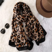 Luxury brand winter scarf,leopard scarf women,Soft Pashminas,shawls and scarves,Sjaal muslim hijab,animal print leopardo,cape(China)