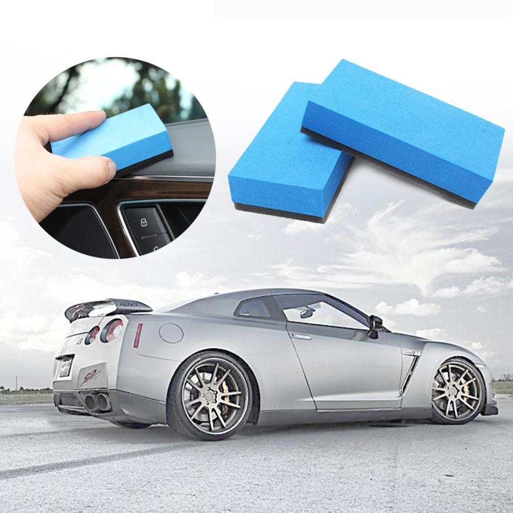 Car Film Coating Crystal Coating Sponges Eraser Car Beautification And Maintenance Polishing Eraser Cloths Brushes Sponge Eraser