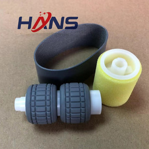 Image 3 - new pick up roller set compatible for Kyocera KM3500/4500i/5500i/4501/5501/3501 copier ADF pickup roller laser part 3pc/set 1set