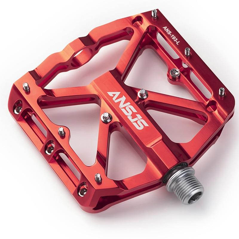 MTB Mountain Road XC Bike 3 sealed Bearings Pedals flat Platform Bicycle Pedal