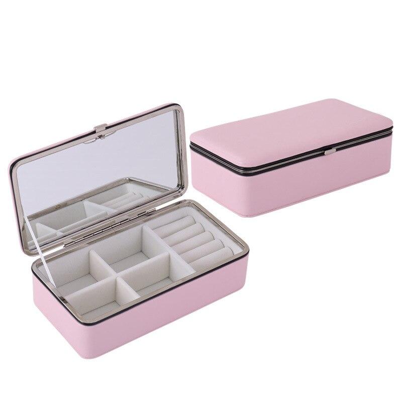 Купить с кэшбэком New Ring box jewelry display Packaging Jewelry organizer storage box Earings fashion jewelry box Display case Earring display