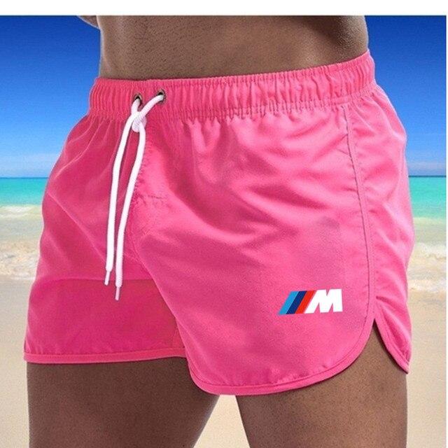 Mens for bmw Swimwear swimsuit Sexy swimming trunks sunga hot mens swim briefs Beach Shorts mayo sungas de praia homens 6