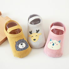 Baby Socks Toddler Infant Baby-Boys-Girls Kids Cartoon Cute Autumn Deer
