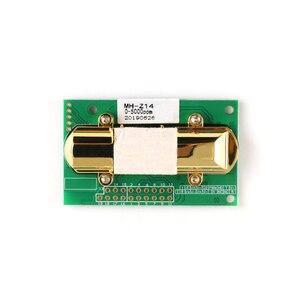 Image 4 - Darmowa wysyłka czujnik NDIR CO2 MH Z14A moduł czujnika podczerwieni dwutlenku węgla, port szeregowy, PWM, wyjście analogowe z kablem MH Z14