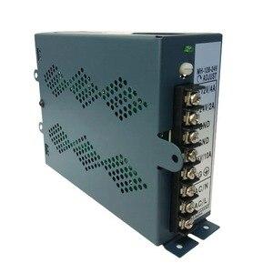 Image 3 - Fácil de aplicar fuente de alimentación Caja de marco máquina de Arcade módulo de conmutación dispositivo Negro Juegos Electrónicos duradero equipo práctico