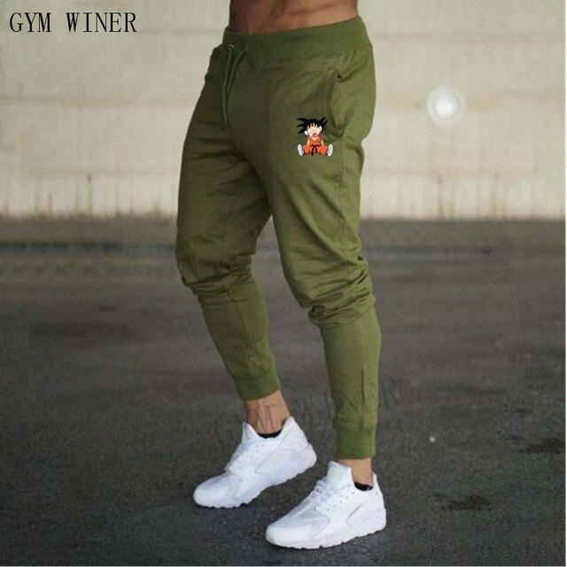 2018 Mens Haren Pants For Male Casual Sweatpants Fitness Workout hip hop Elastic Pants Men Clothes Track Joggers Man Trouser 4