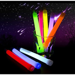 15 CM Industrial Grade Glow Sticks Party Glowstick Chemical Fluorescent Halloween Hanging Decoraction Camping Emergency Lights(China)