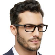 Occi chiari óculos de leitura dos homens anti luz azul óculos de leitura mulher tr90 presbiopia computador eyewear + 1.5 + 2.0 2.5 a 4.0