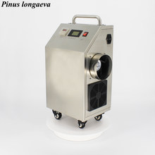 Pinus longaeva G1 60g/h 60grams 304 stainless steel shell ozone machine air purifier disinfection