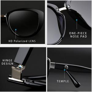 Image 5 - PARZIN Fashion Elegant Womens Sunglasses Style High Quality Brand Designer UV400 Sunglasses Women Polarized Hot Sale