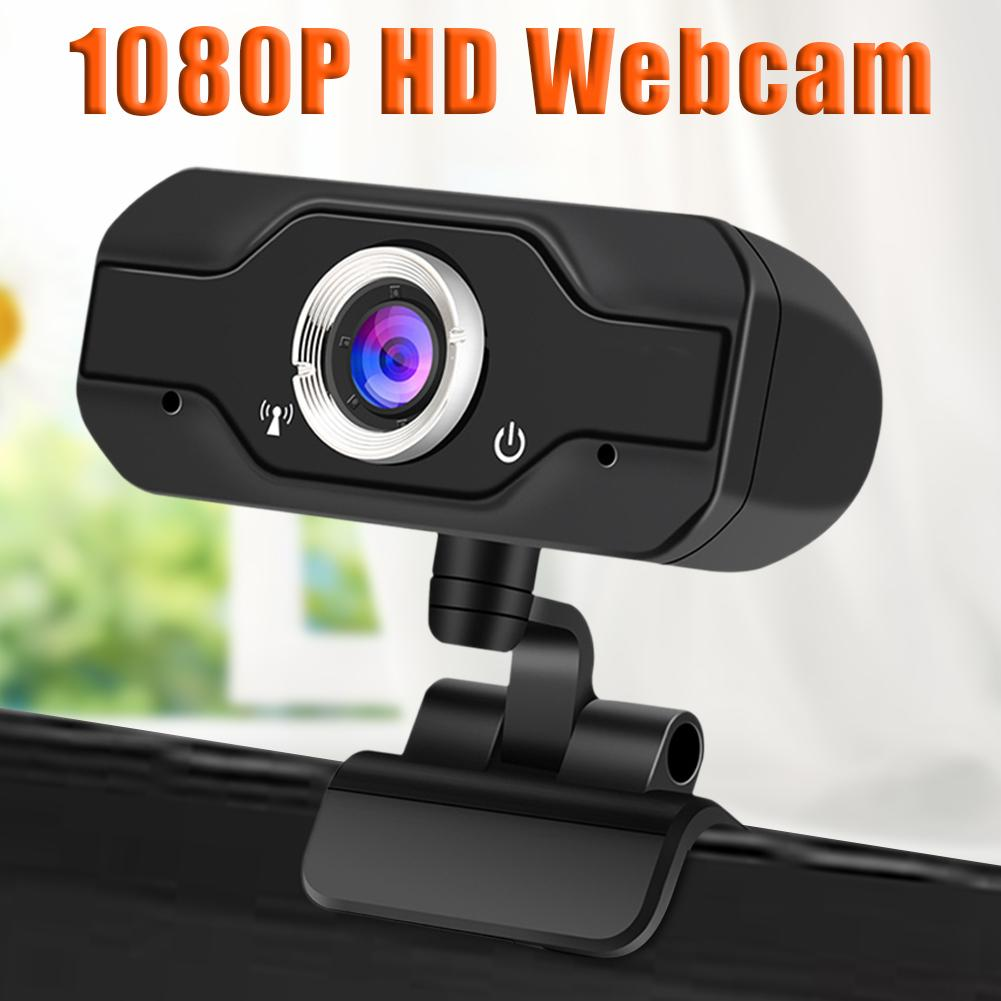 L69 1080P Webcam HD Mini Web Camera Built-in Microphone USB Video Recorder Home Office Live Broadcast Camera For PC Laptop