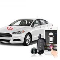 For car accord Remote Start For Car From Phone Keyless Entry Auto Car Alarm System PKE Button Start Stop Central Lock