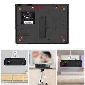 Image 5 - Everycom M9 CL770 Inheemse 1080P Full Hd 4K Projector Led Multimedia Systeem Beamer 6800 Lumen Auto Keystone Thuis cinema Speaker * 2