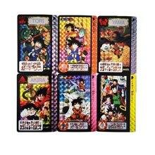 18pcs/set Dragon Ball Z Movie Events Red Bronzing Super Saiyan Goku Vegeta Hobby Collectibles Game Anime Collection Cards