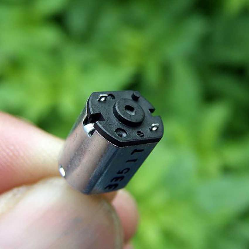 精密マイクロモーターブラシ DC 5V 32000 rpm M10 モーターミニモーター diy モデル出力シャフト径 1 ミリメートル、長さ 9 ミリメートル