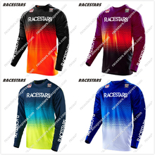 цена на NEW 2020 Motorcycle Jerseys Downhill Maillot Ciclismo Moto XC Summer Mountain Bike Motocross Jersey XC BMX DH MTB TShirt Clothes